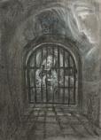 Print: Kaspar's Cell (Pilsach)