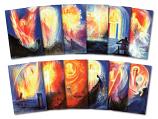 Set of 12 Michael Prints