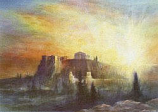 Postcard: Sunrise over the Acropolis