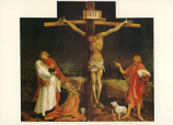 Postcard: The Crucifixion