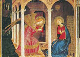 Postcard: The Annunciation