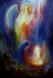 Postcard: Nativity DN46
