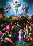Postcard: The Transfiguration of Christ
