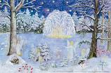 Christmas with the Elves: Small Advent Calendar