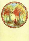 Postcard: Autumn morning