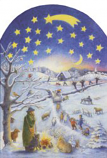 A Winter Scene: Advent Calendar