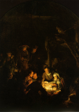 Print: Adoration of the Shepherds