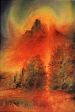Postcard: An Autumn Landscape