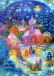 Outside the Church: Small Advent Calendar