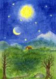 Christmas Star: Small Advent Calendar