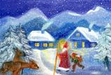 Postcard: Saint Nicholas