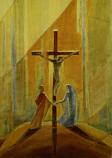 Postcard: Fresco (Brissago)