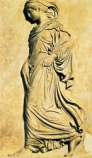 Postcard: Athena