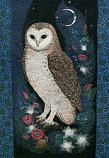 Postcard: The Barn Owl