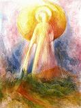 Postcard: St. Michael and the Dragon