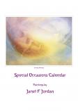 Janet Jordan Special Occasions Calendar