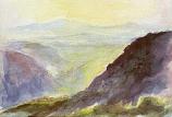 Postcard: A view of Delphi Village
