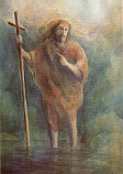 Postcard: St. John the Baptist
