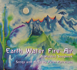 Earth Water Fire Air - A Waldorf Songbook