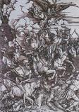 Print: Rider of the Apocalypse