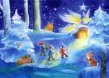 Christmas with the Dwarfs: Small Advent Calendar