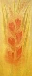 Postcard: Irises