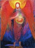 Print: John the Baptist