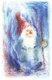 A Gnome: Folded card