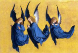 Three Angels: Small Advent Calendar