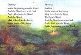 Postcard: Meditation: Evening-Morning