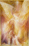 Postcard: The Heralding Angel