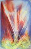 Postcard: St. Michael, Conqueror of the Dragon