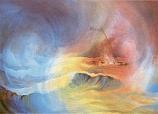 Postcard: Storm at Sea
