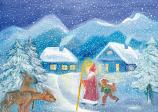 Print: Saint Nicholas
