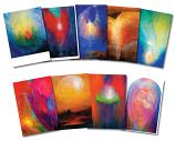 9 Angel postcards by Ninetta Sombart
