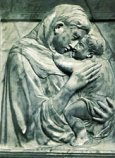 Postcard: Madonna di Casa Pazzi