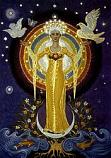 Postcard: Sophia – Queen of the Stars