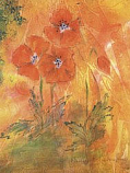 Postcard: Poppies