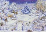 The Christmas Garden: Small Advent Calendar