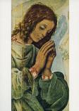 Postcard: Worshipping Angel