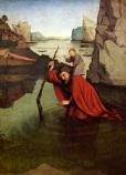 Postcard: St. Christopher