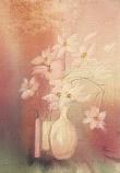Postcard: Japanese Anemones