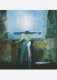 Print: The taking down from The Cross