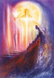Print: Michael in Judgement