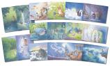 16 Children's motifs by Monika Speck