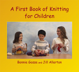 A First Book of Knitting for Children - NEW 2020 edition