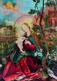 Print: Stuppacher Madonna