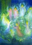 Postcard: Dance of the Elves